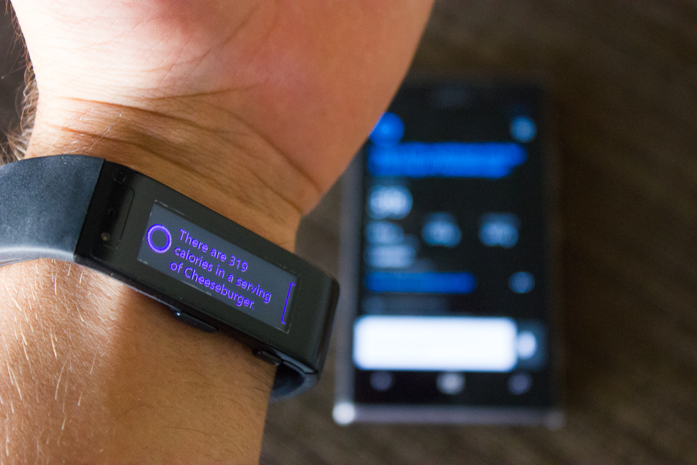 First Impressions of the Microsoft Band after a half maraton - MSPoweruser