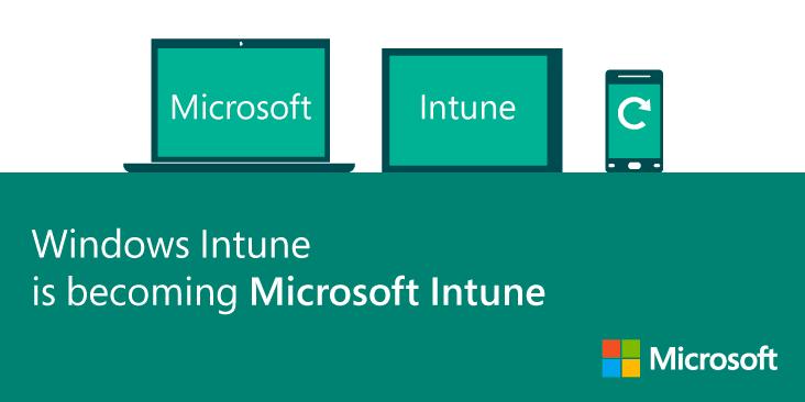 Microsoft Intune New