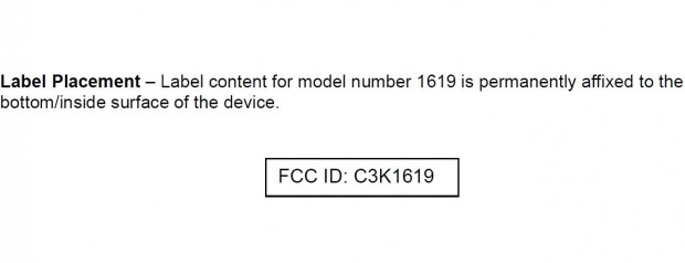 Microsoft Wearable FCC