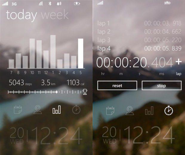 Tetra Lockscreen Windows Phone1