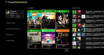 True Achievements Xbox App