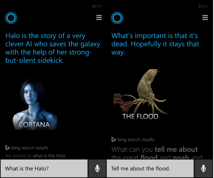 Cortana gets updated with couple of new fun features!