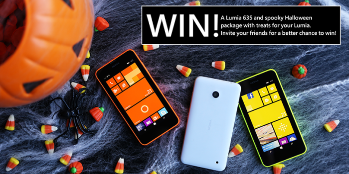 lumia 630 give away
