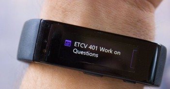 microsoft band header