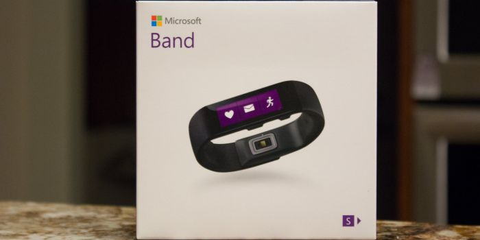 Unboxing the Microsoft Band - Photos and Video 9