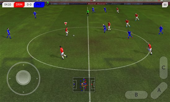 Dream League Soccer Game Now Available For Download From