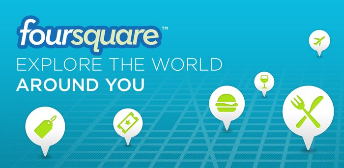 Foursquare For Windows Phone Updated With Additional Resolution Support  1