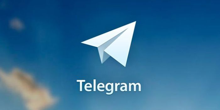 telegram header