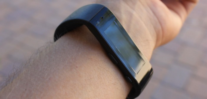 Microsoft Band - Around Wrist