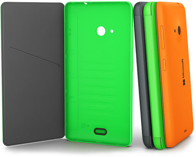 A look at the Lumia 535 CC-3092 case 2