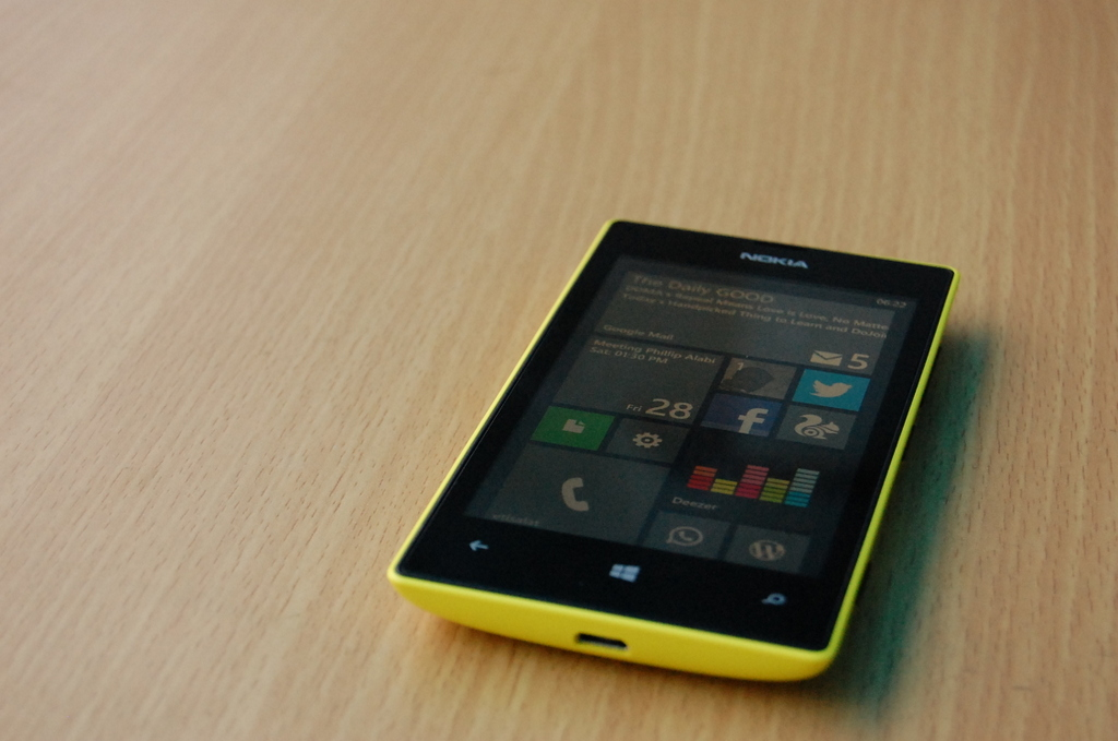 MetroPCS Lumia 521 users can now update to Windows Phone 8.1 Cyan