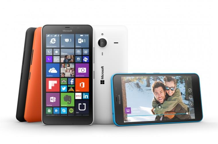 Microsoft's Lumia 640 Formula One promotion comes to the UK 18