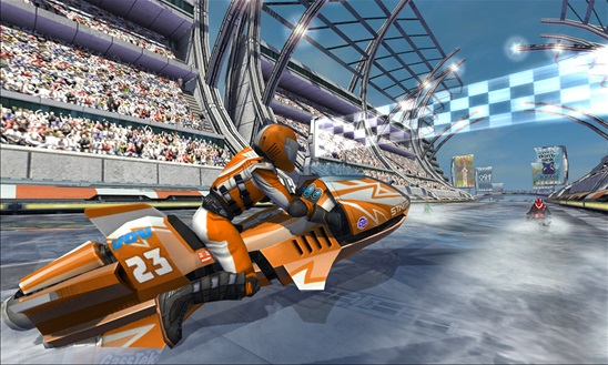Riptide GP2 Windows Phone