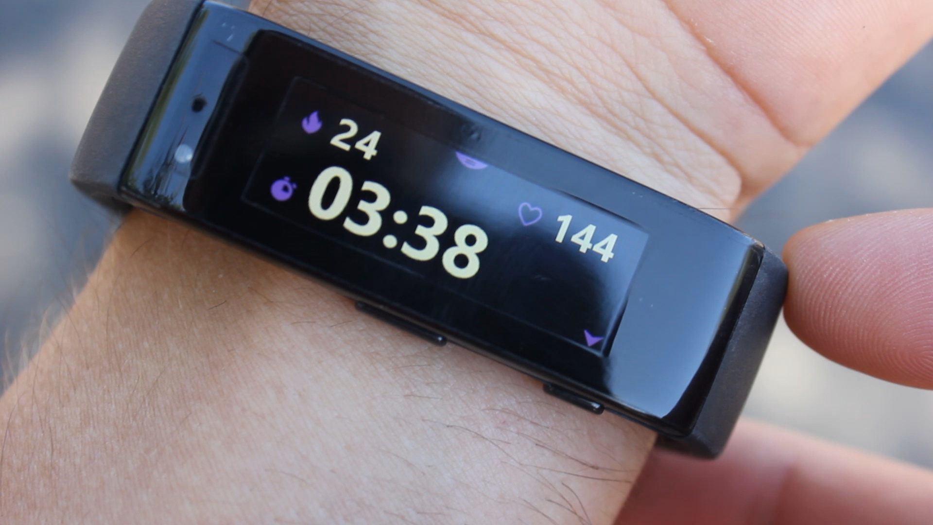 Review of Microsoft Band as a fitness watch 3