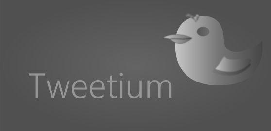 Tweetium Windows Phone logo