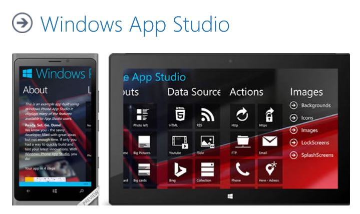 Windows App Studio Now Includes The Much-Anticipated Twitter Data Source And Improved Instagram Data Source 10