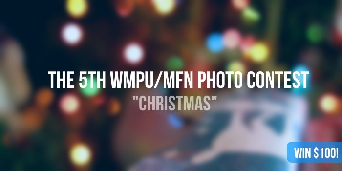 """Last day to enter: Win $100 in our 5th WMPU/MFN #Photocontest ! The theme is """"Christmas"""" 7"""
