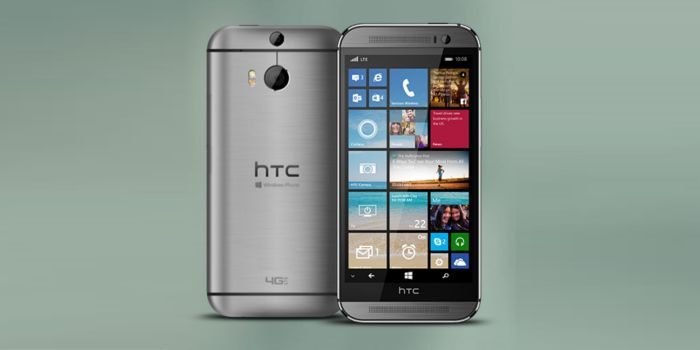 HTC One M8 for Windows now receiving GDR2 1