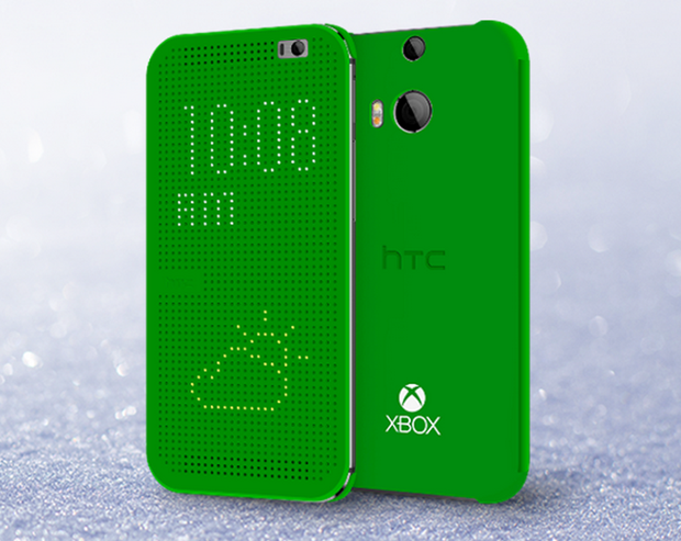 HTC offering a free Dotview case for HTC One for Windows owners in Xbox Green 4