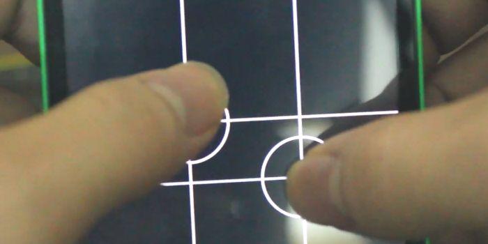 535 finger header