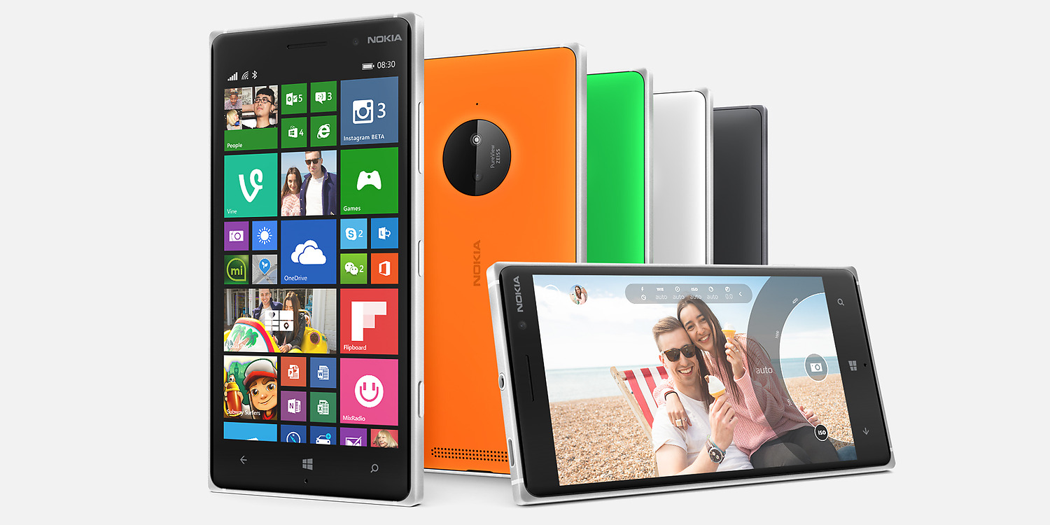Windows Phone 8.1 Update 2 rolling out the Lumia 830 9