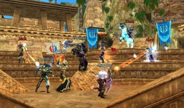 "Gameloft to reportedly bring its ""Order & Chaos Online"" game back"