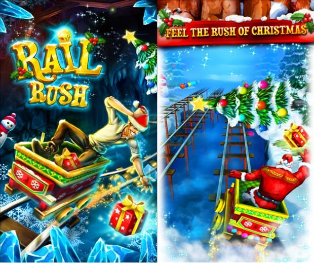 RailRush Christmas