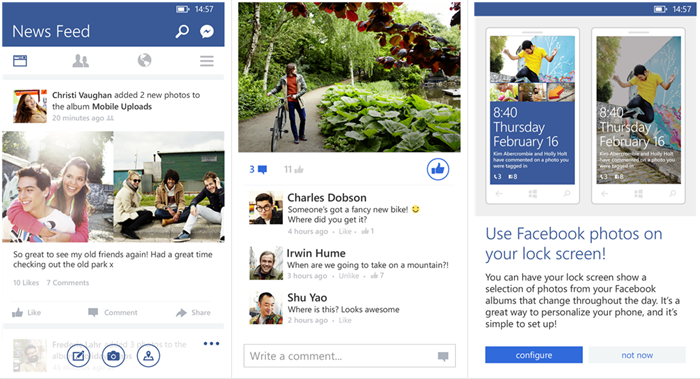 how to change facebook timeline to most recent