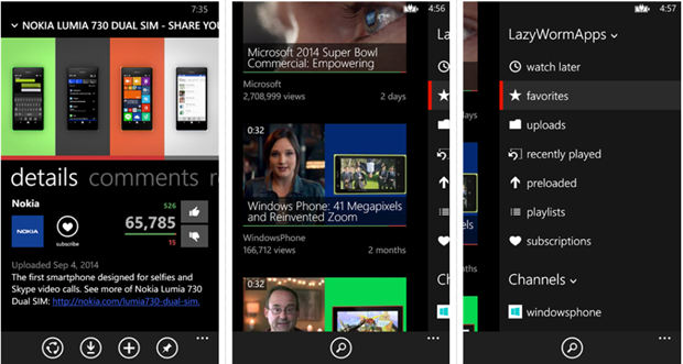 Metrotube gets updated with Continuous Playback and Audio Mode 9