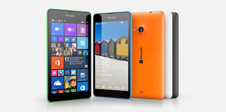 Microsoft India Announces New Lumia 535 Smart Buyback Offer 7