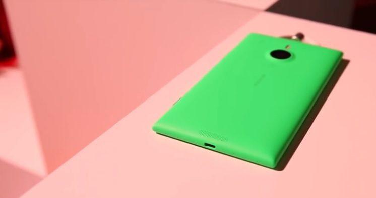 Windows 10 Mobile on a Lumia 1520 15