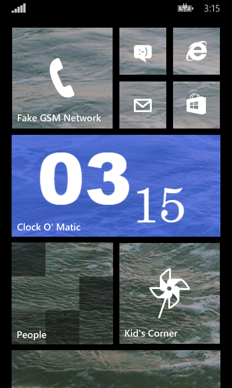 Clock O' Matic brings Windows 10 Live Tiles and Voice Clock in its latest update 14