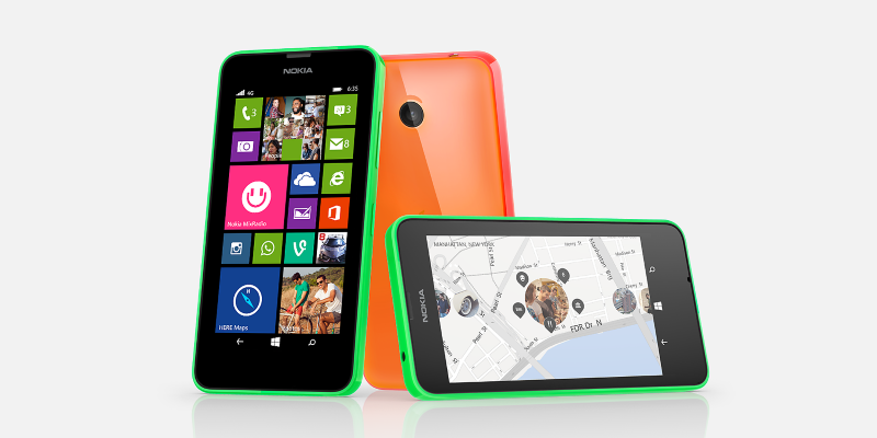 AT&T Lumia 635 now getting Windows Phone 8.1 Update 2 5