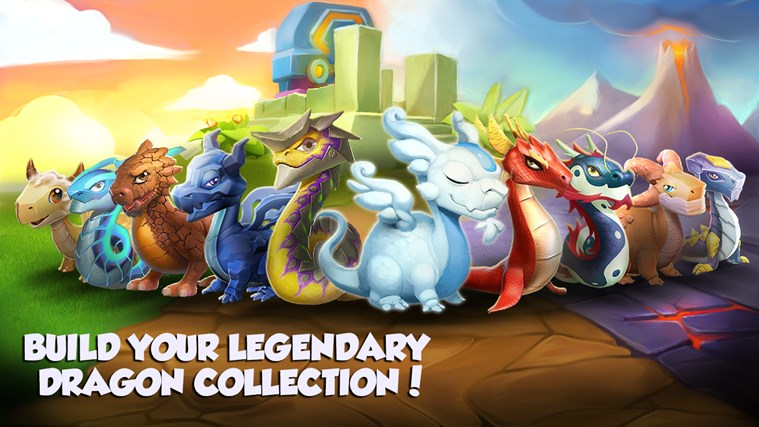 Взломанная игра дракономания на андроид Dragon Mania Legends