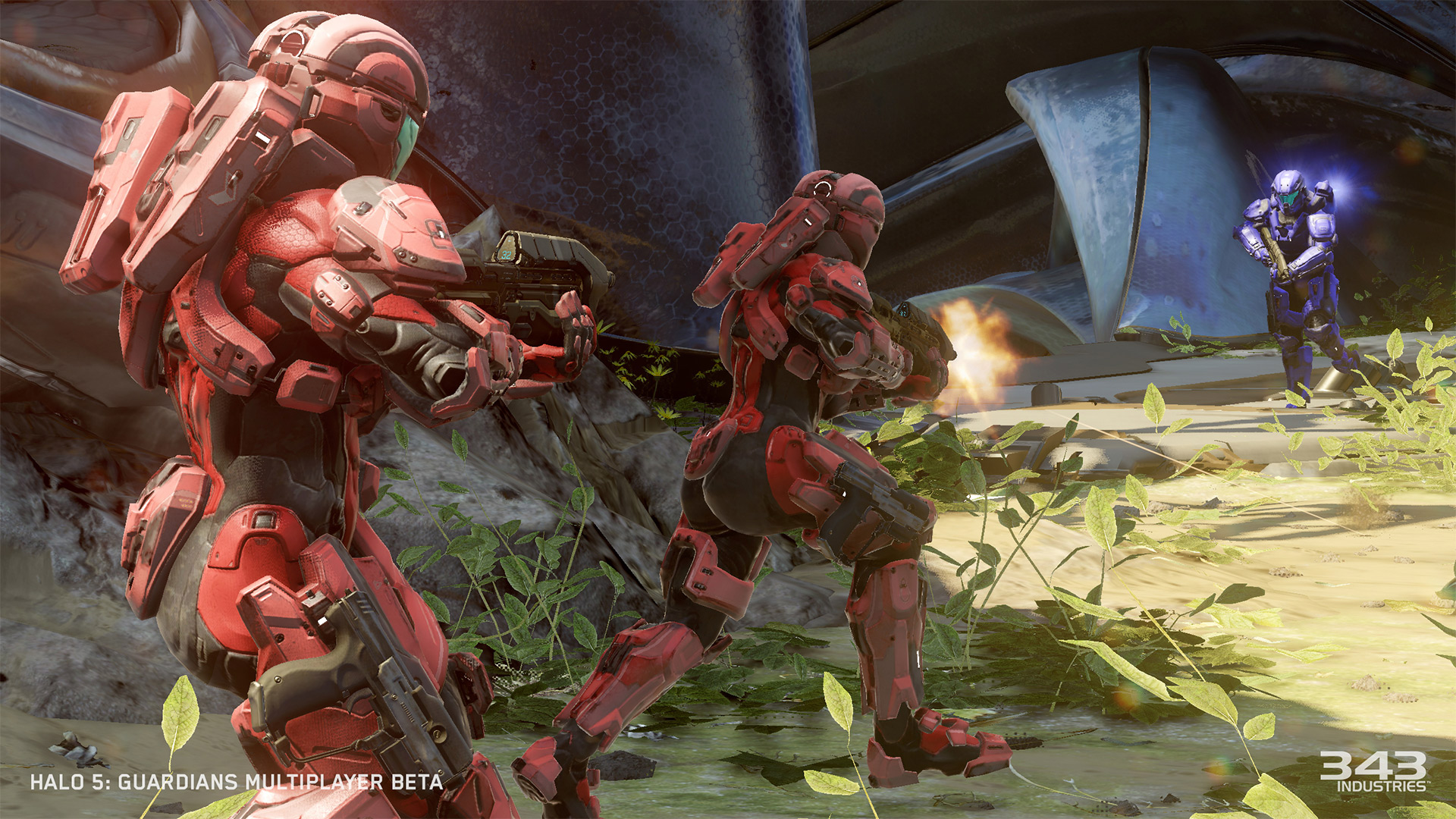 343 Industries provides details on Halo 5's Xbox One X upgrade 1