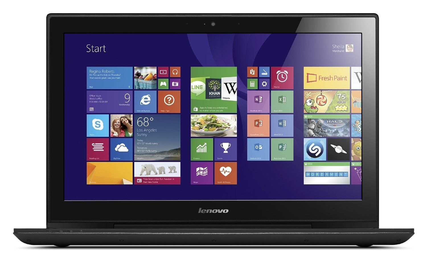 Lenovo Y50 Touch 4K Laptop deal
