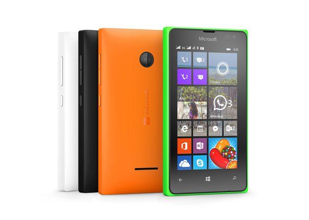 Lumia 435 Image