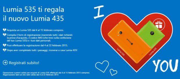 Lumia Love Italy