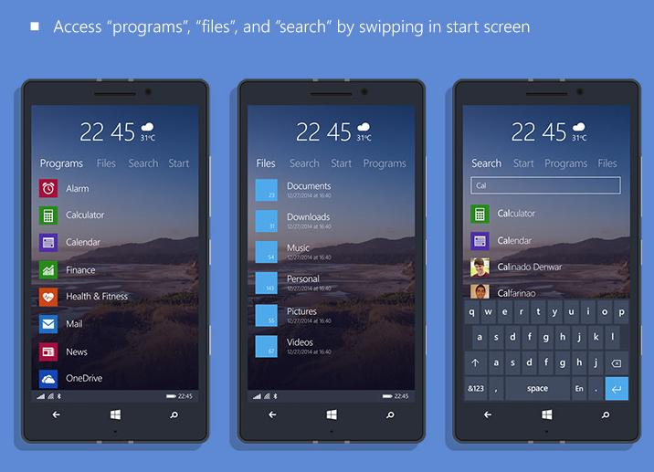 Still Many More User Interface And Experience Changes Coming To Windows 10 Mobile