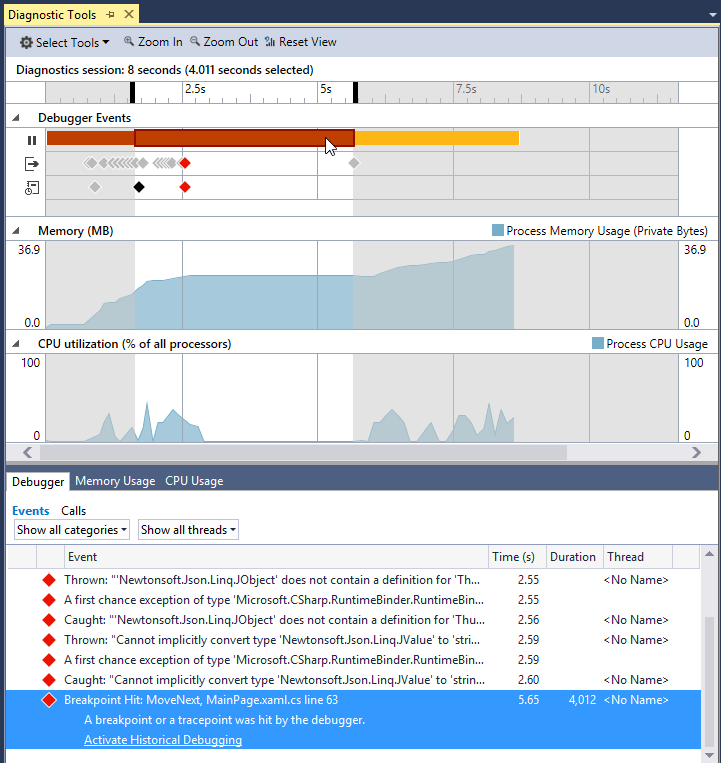 Visual Studio 2015 CTP 5