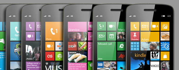 Over hundred different Windows Phones have launched to date 5