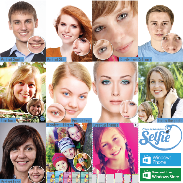Create A Perfect Selfie Now Windows Store (Universal App) 4