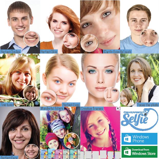 Create A Perfect Selfie Now Windows Store (Universal App) 11
