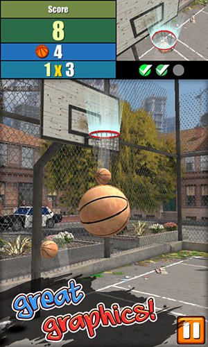 Basketball Tournament from Fat Bat Studio released on Windows Phone 9