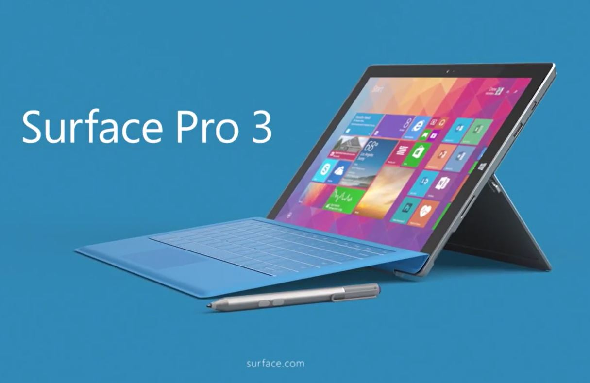 microsoft releases april firmware update for surface pro 3 and s