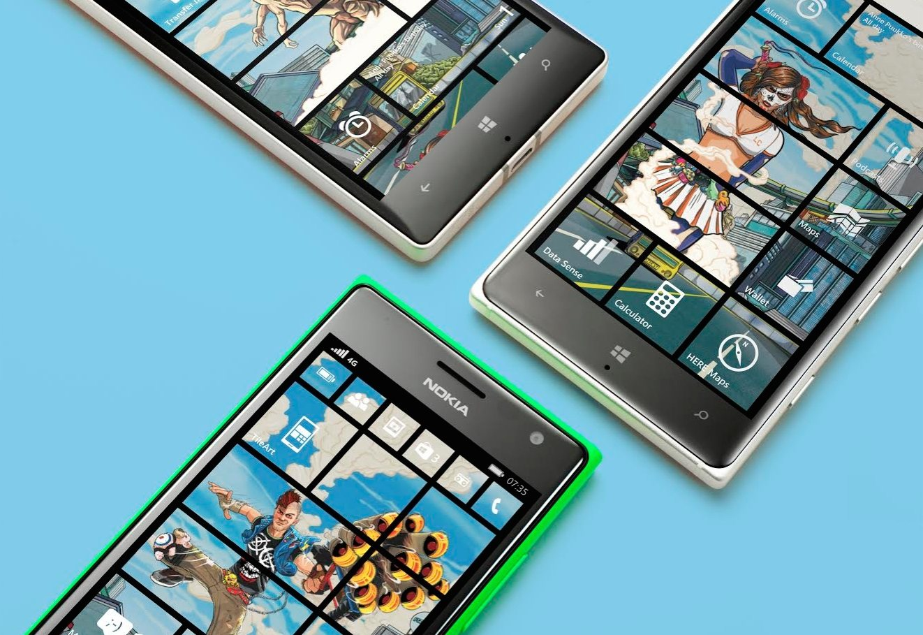 Microsoft Releases #TileArt Start Screen Customization App In Windows Phone Store 5