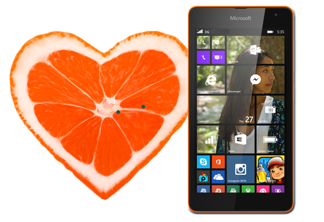 lumia-535-love-orange