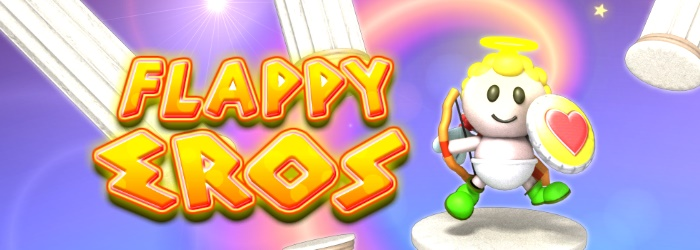Flappy Eros – New Cute & Addictive Windows Phone Game on Valentine's Day 1