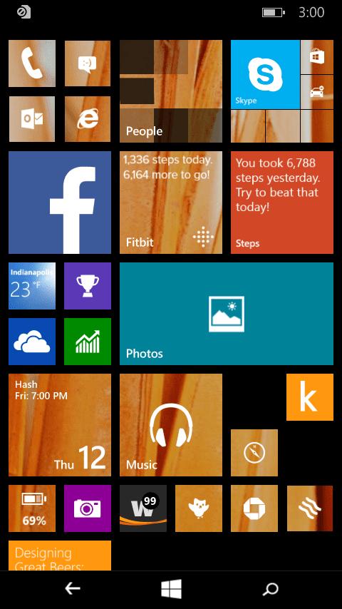 Windows phone как сделать снимок экрана