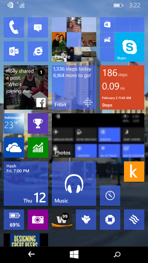 microsoft confirms that transparent live tiles are coming in windows